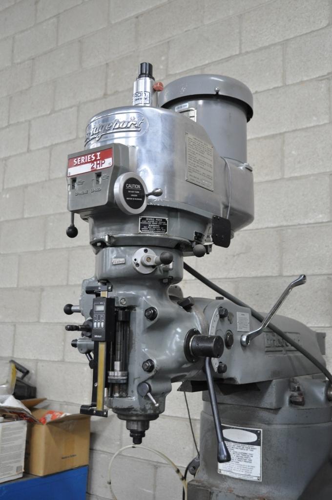 Bridgeport CNC Vertical Mill