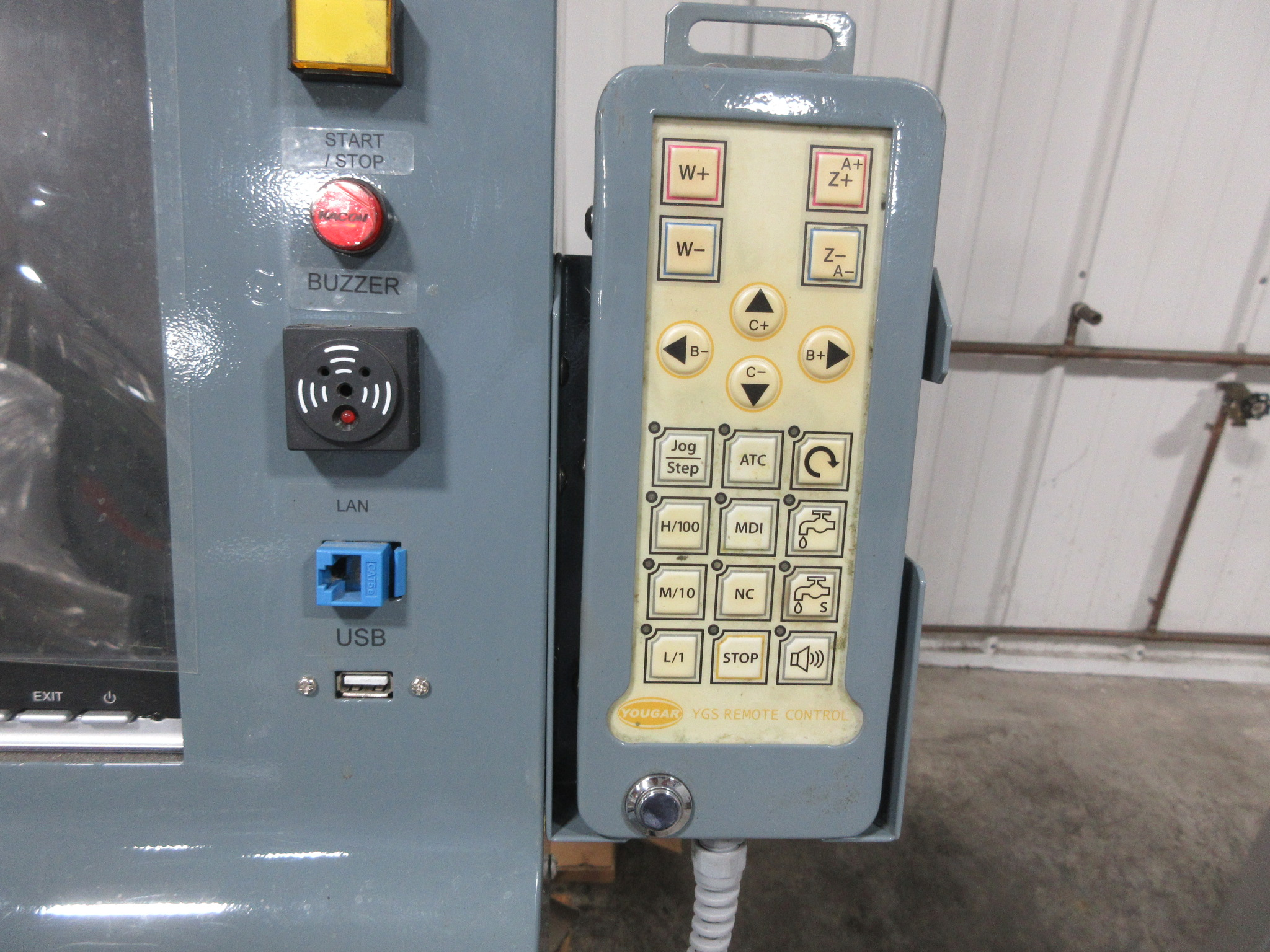 2014 CNC EDM DRILL, LARGE TRAVELS-LOW PRICE, INSPECT UNDER POWER