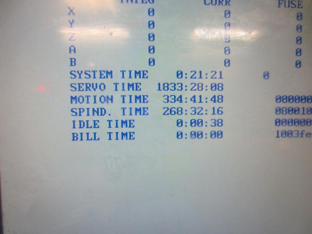 "Haas TM-1, X-30"",Y-12"",Z-16"",10 Station ATC, Haas CNC, 2007, #30317"