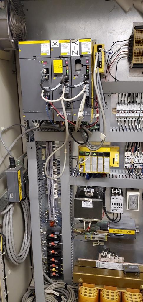 "24"" x 120"" Elb CNC Surface Grinder"