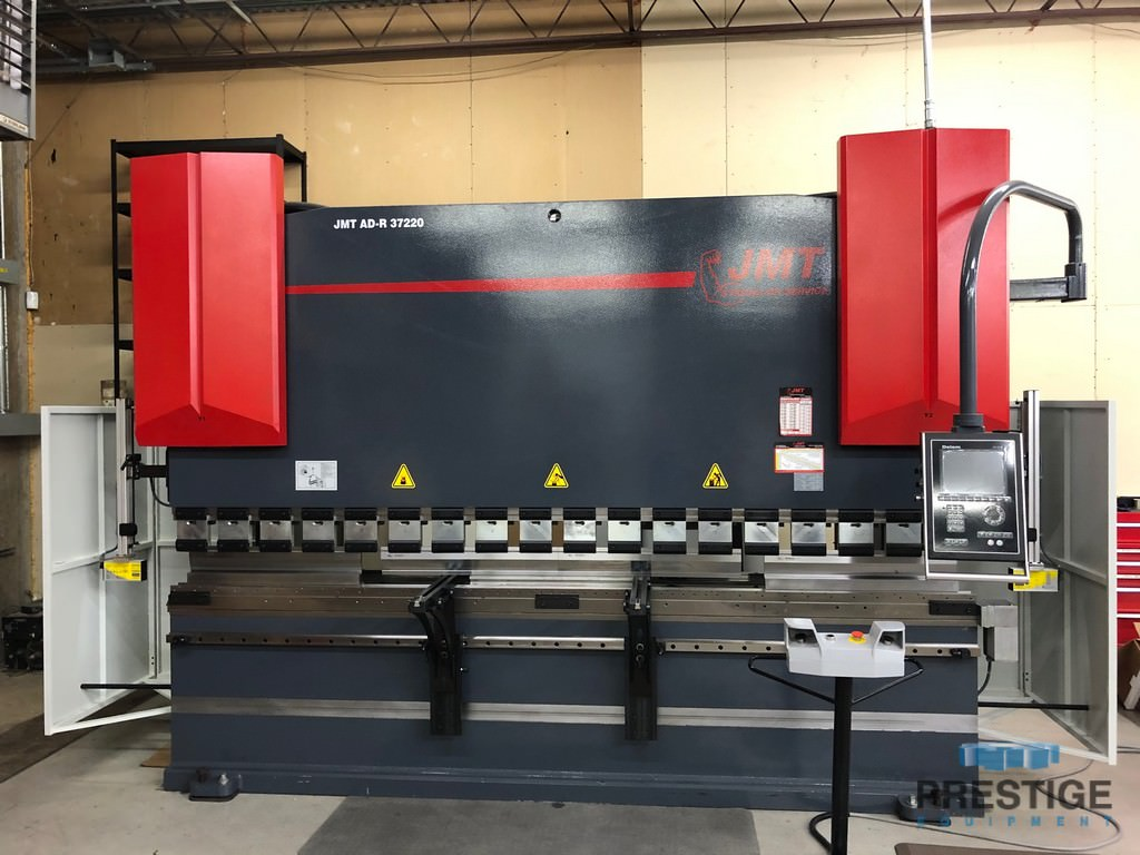 """Durma ADR37220 242 Ton 4-Axis, 145"""" OA, 122"""" BH, Delem DA-56 4-Axis Graphic CNC, Crowning, Tooling, 2013, #30690"""