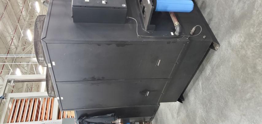 2007 Cincinnati CL850, 5x10, 5000 Watt Co2 CNC Laser