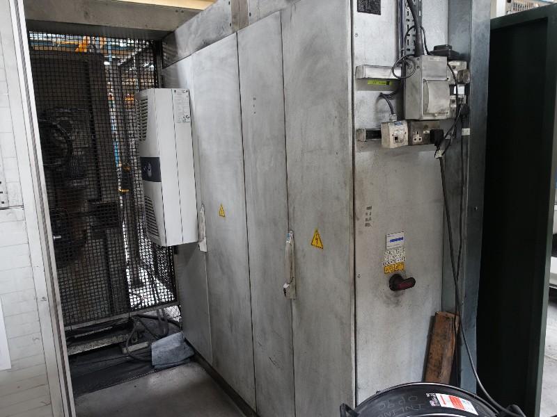 Union TC 110 Horizontal 4 Axis CNC Milling & Boring Machine