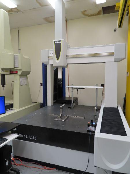 Nikon Ceramic Technology Altera 3-Axis Coordinate Measuring Machine Model Altera M-Type, Renishaw Revo 2 Probe, Dell Precision Tower 3620
