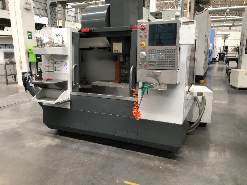 Haas VF-2SS Vertical Machining Centre