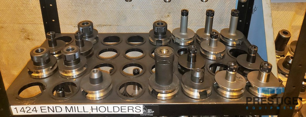 BT 50 Taper Tool Holders, Lyndex and Command (208 Available) #30236