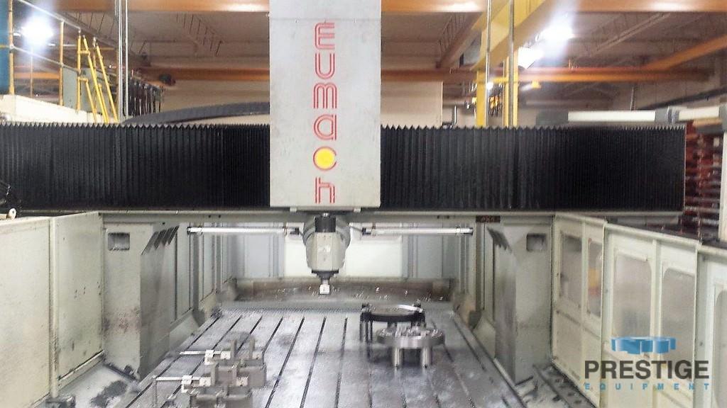 Eumach DVM-5030 5-Face CNC Double Column Vertical Machining Center