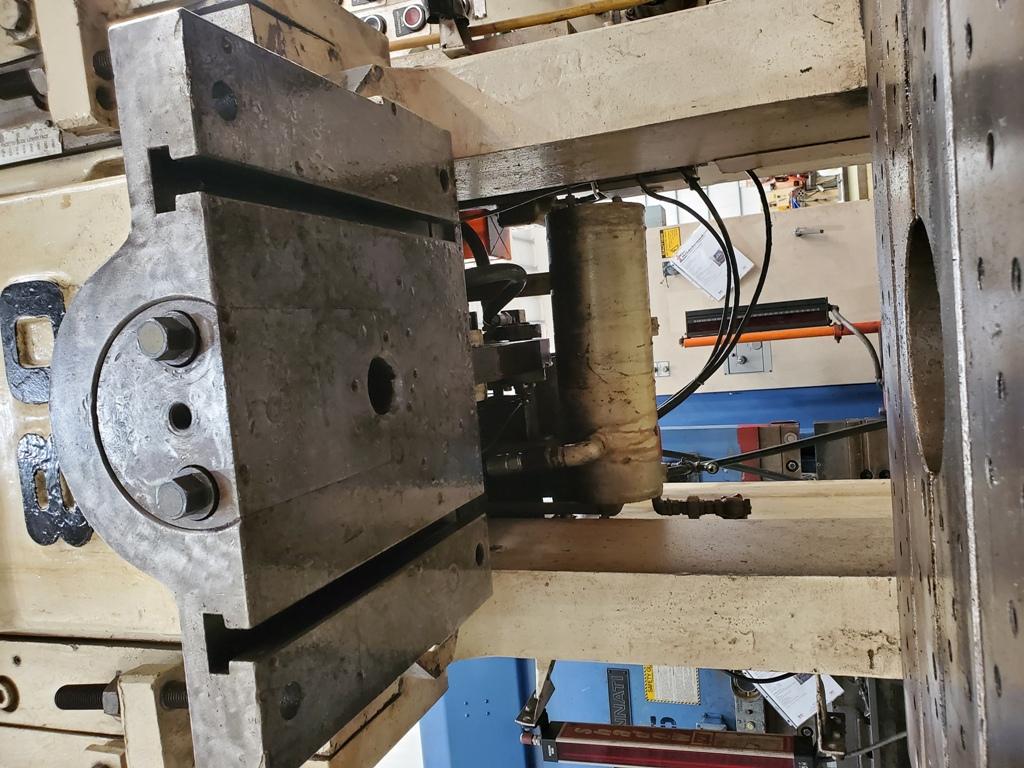 88 Ton Komatsu Open Back Straight Side Punch Press