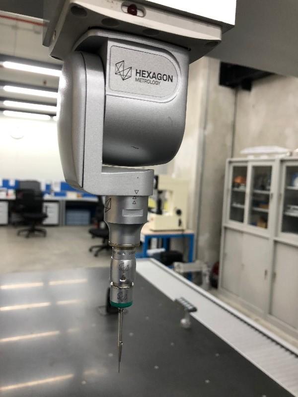 Hexagon Global Coordinate Measuring Machine