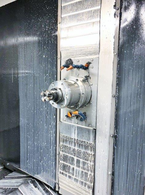 2005 HAAS EC-500 - THROUGH-SPINDLE COOLANT, 70 ATC, (3) AVAILABLE