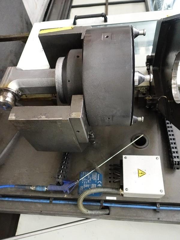 Correa FP 35 Bridge Type CNC Milling Machine