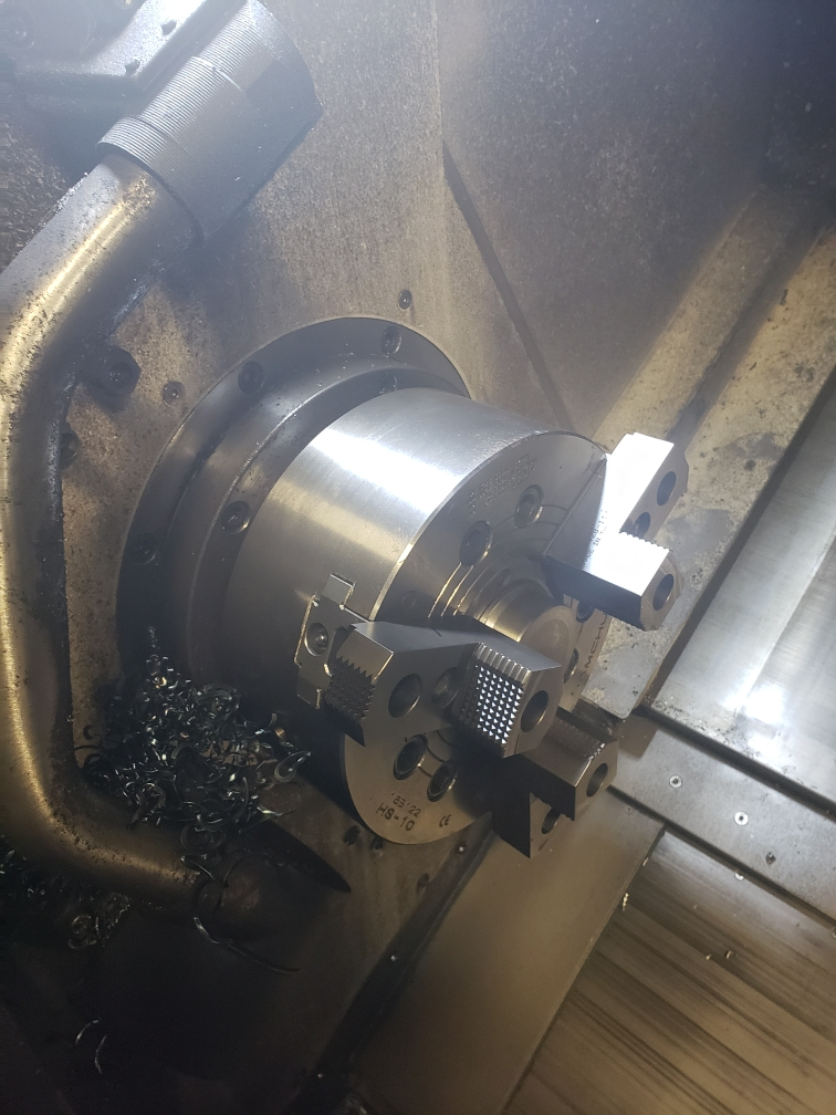 """Doosan Puma 2600SY, 30.7"""" Swing, Live Milling, Sub-Spindle, 12 Pos. Turret with Y-Axis, #30413"""