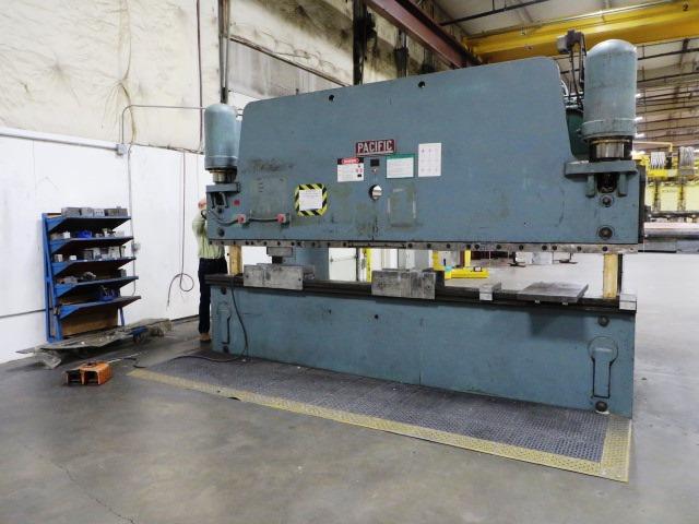 200 Ton Pacific Hydraulic Press Brake