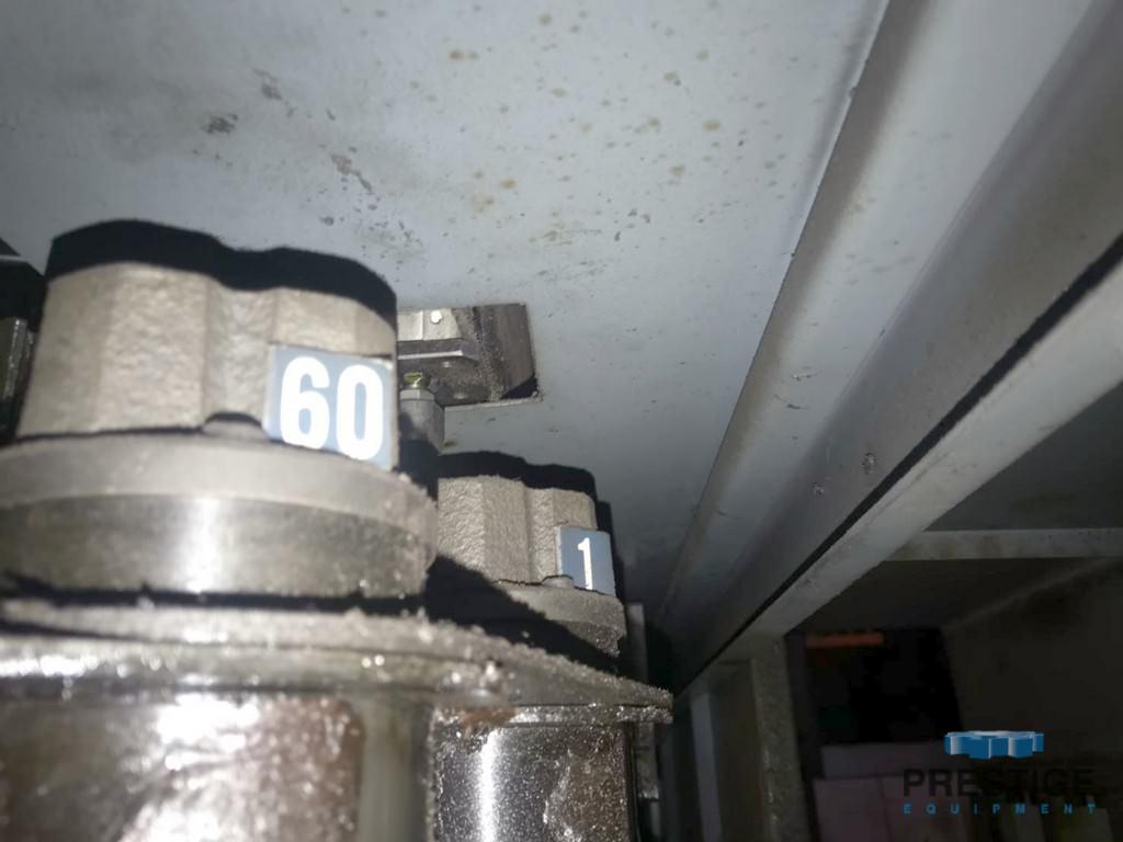 "AWEA LP-6525YZ 5-Face, X-256"", Y-126"", 236"" x 94"" Tbl., 106"" B/C, Fanuc 18i CNC, 60 ATC, 90 Deg. Head, #31197"