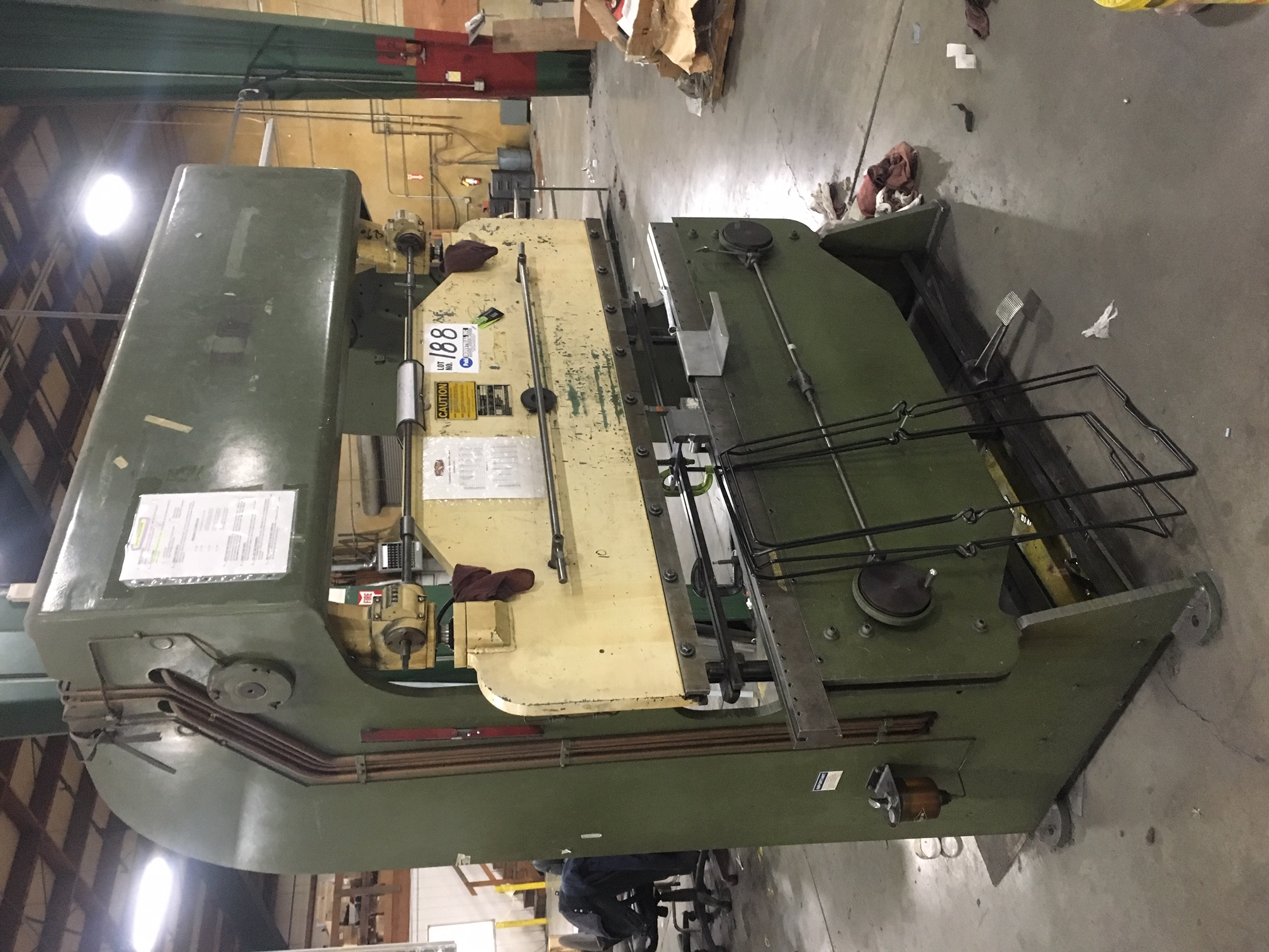 Di-Acro 16-72 Hydra-Power Press Brake