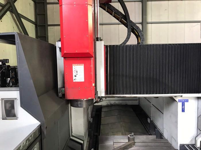"Awea SP-3016, X-120"", Y-63"" Fanuc Oi-MF, Thru Spindle Coolant, Chip Conveyor, 2019, #30397"