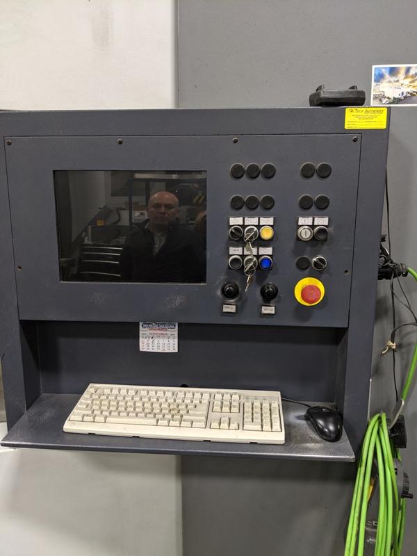 "CMS CRONUS-K-26/15-Z1300 5 axis, Fanuc 31i-A5 control, 102""x59""x51"", 37 HP, 24k rpm, 2011"