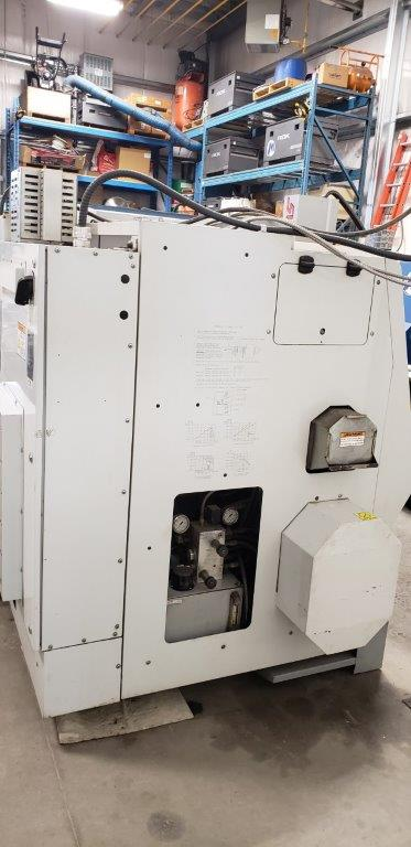 "Haas SL-20T, 8"" Chuck, 2 Axis, Programmable Tailstock, 2005"