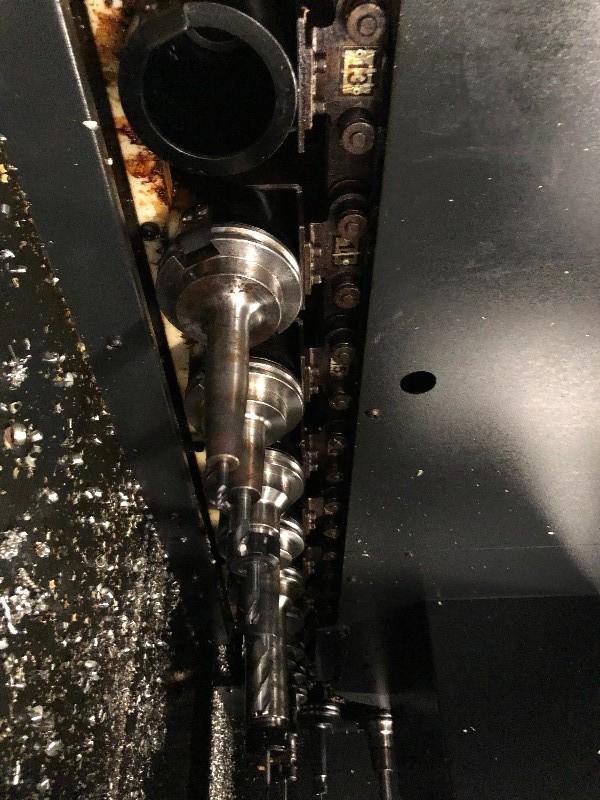 Doosan DNM750L/50 II Vertical Machining Centre, used
