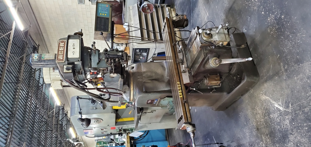 Kent/Acer Vertical Turret Mill