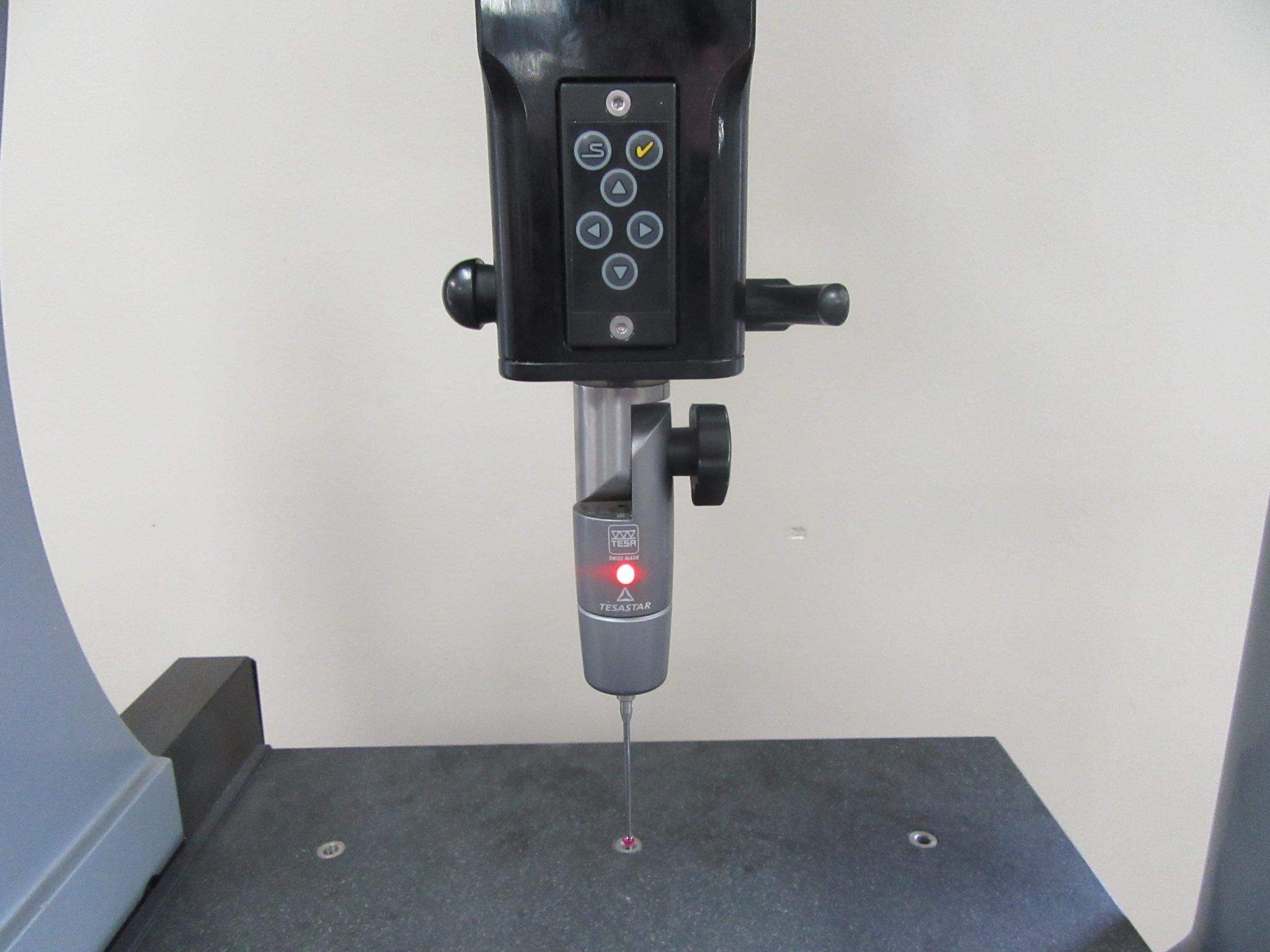 TESA Micro-Hite 3D  Model 454 Coordinate Measuring Machine with Tesastar Probe Head and TESA Reflex Controls
