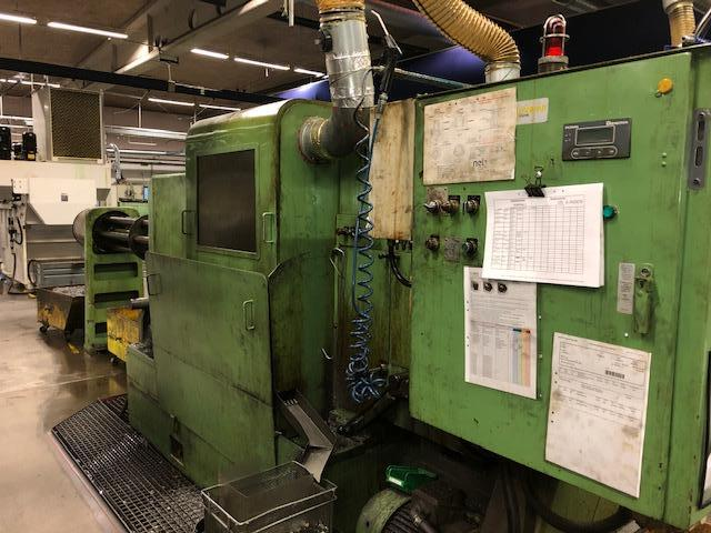 "Wickman 1 3/8""-6 Spindle Multispindle complete with Pick Up, High-speed drilling and selection of tool holders"
