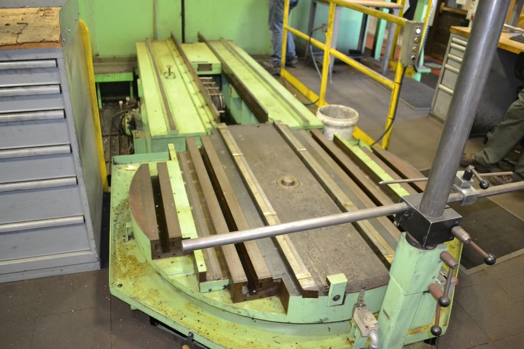 """66"""" G&L VTC-60, 72"""" Swing, 72"""" Turn Ht., Live Milling, C-Axis, 45 ATC, 100 HP, R'Fit 2015, #30472"""