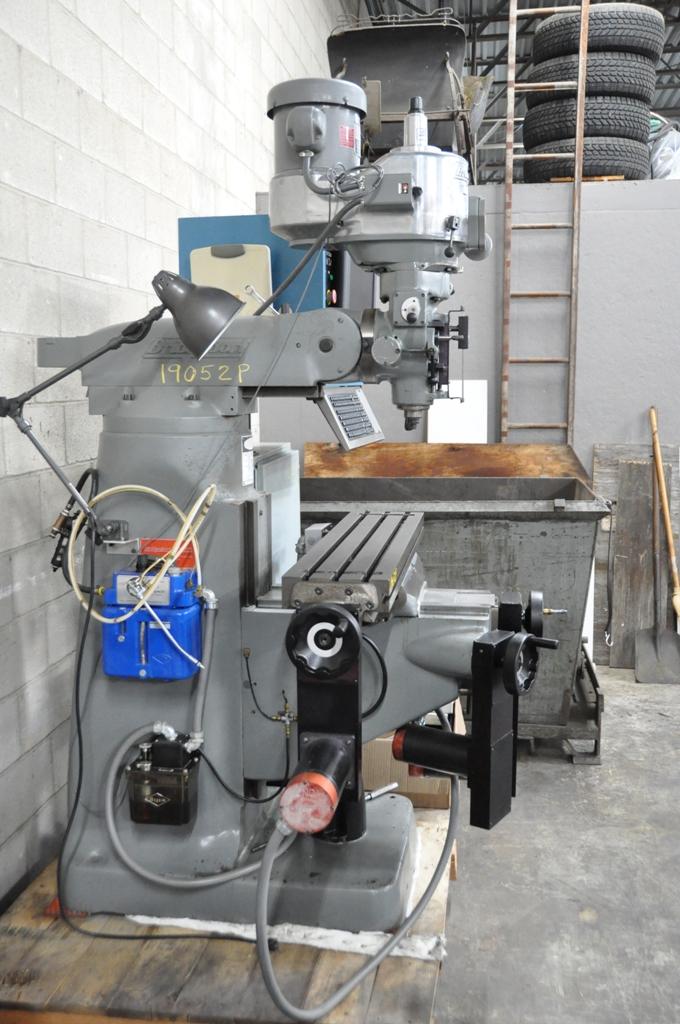 Sharp Vertical Mill