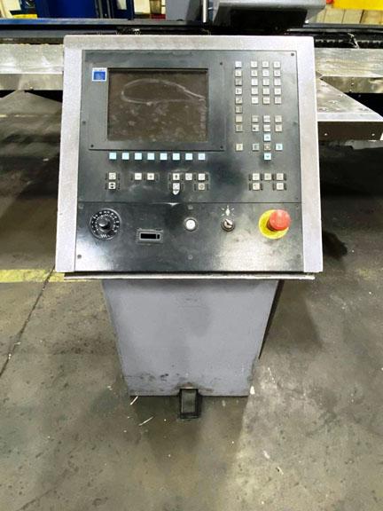 3110, Trumpf, TC5000 25 Ton, CNC 5' x 10' Table, 2004