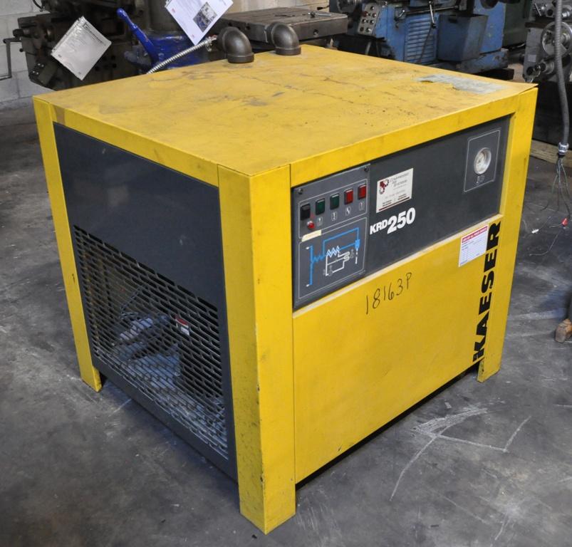 250 CFM Kaeser Compressed Air Dryer