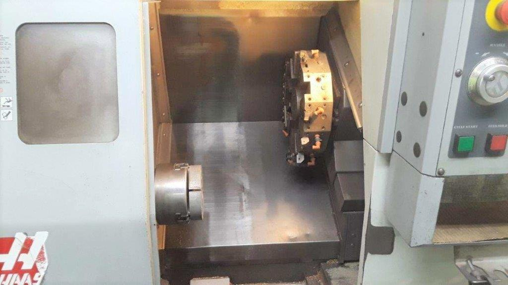 "2004 HAAS SL-10, 6"" CHUCK, 6K RPM SPINDLE"