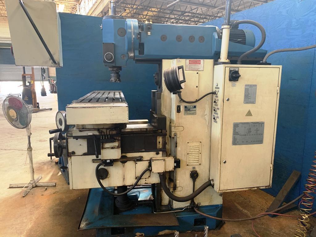 #44494 JAFO ToolMex Universal Mill
