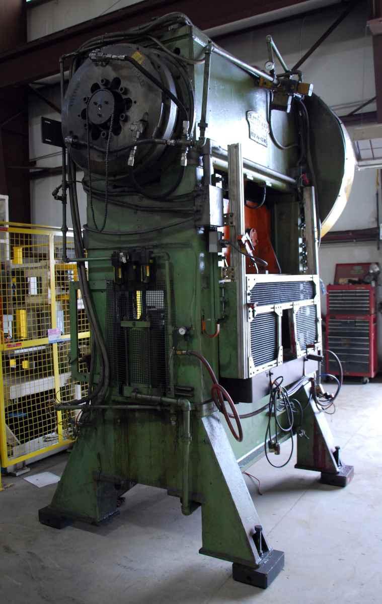 "75 Ton x 6"" CLEVELAND OBI Press"