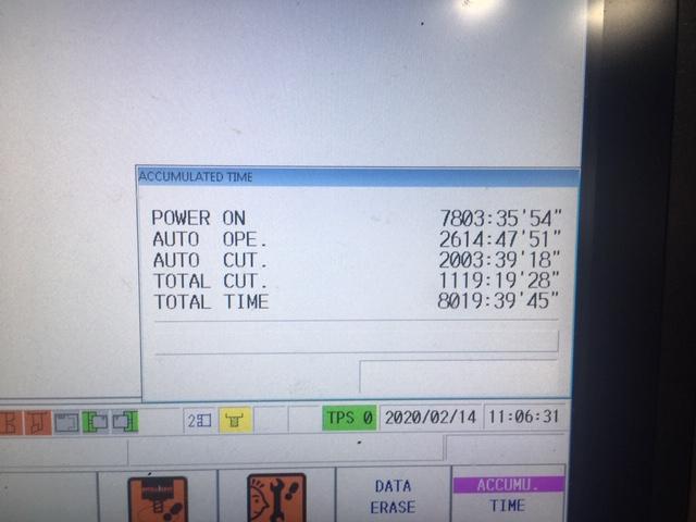 Mazak Integrex I-100 Bartac-s, 20.87″ Swing, 8″ Chuck Main, 6″ Sub, 5-axis, 4″ Bore, 2014 – Stock number: 64261