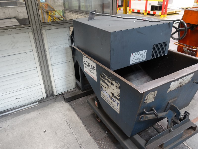 Union TC 130 Horizontal 4 Axis CNC Milling & Boring Machine, used