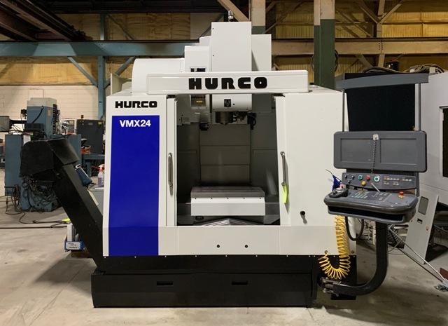 Hurco VMX 24 Vertical Machining Center (2010)
