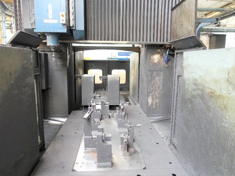 NICOLAS CORREA FP30/30 Bridge Type CNC Milling Machine