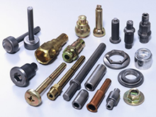 Nakashimada MST Series Multi-Station Parts Formers are designed to provide manufacturers the ability to produce precision products of the highest quality. The full range the MST offers is cutoff capabilities of 3mm - 20mm and from 3D3B to 7D7B