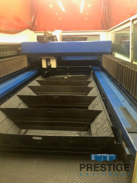 4000 Watt Trumpf Trumatic L3040, 5' x 10', Pallet Changer, Liftmaster, Siemens 840D, New Resonator 2017, #30914