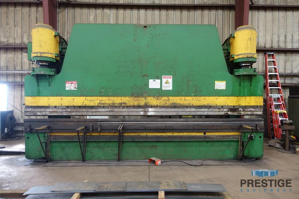 400 Ton Dreis & Krump 400-F16, 20' OA, 16' BH, 20' Four-Way Die, #30812