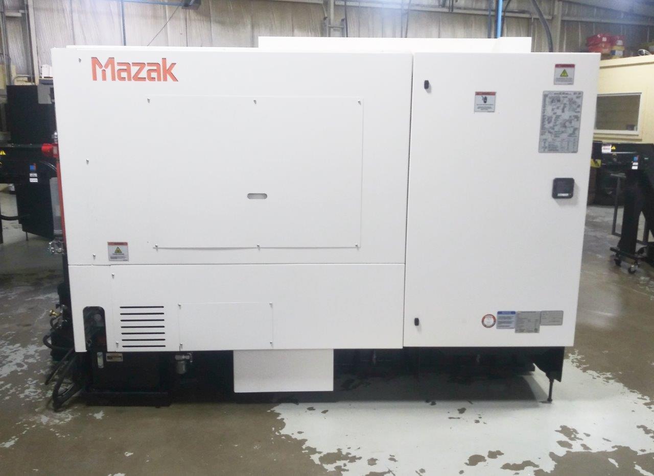 2018 MAZAK QUICK TURN 200MS - 700 HOURS