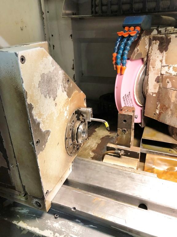 KELLENBERGER #KEL-VISION URS 125/430 CNC CYL GRINDER