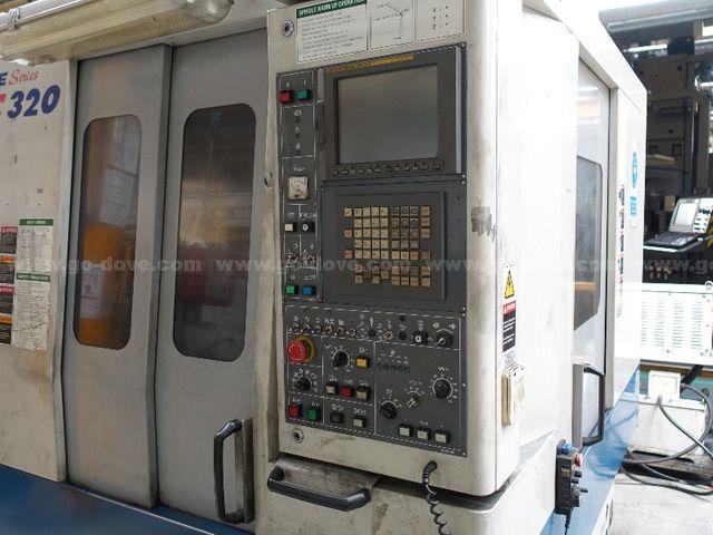 Daewoo 'VC320' CNC Vertical Machining Centre (2005)