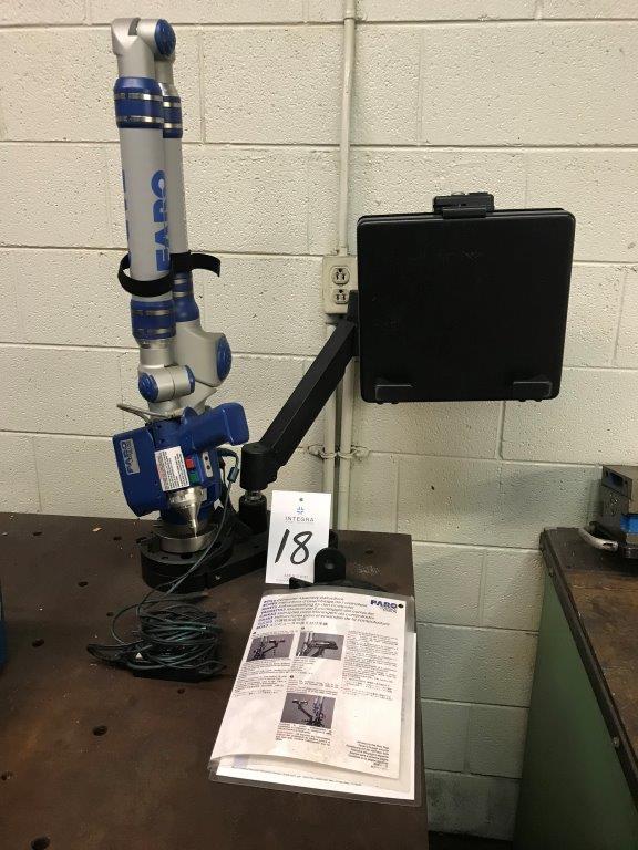 Faro Platinum Arm 3D Laser Line Probe Measuring Machine