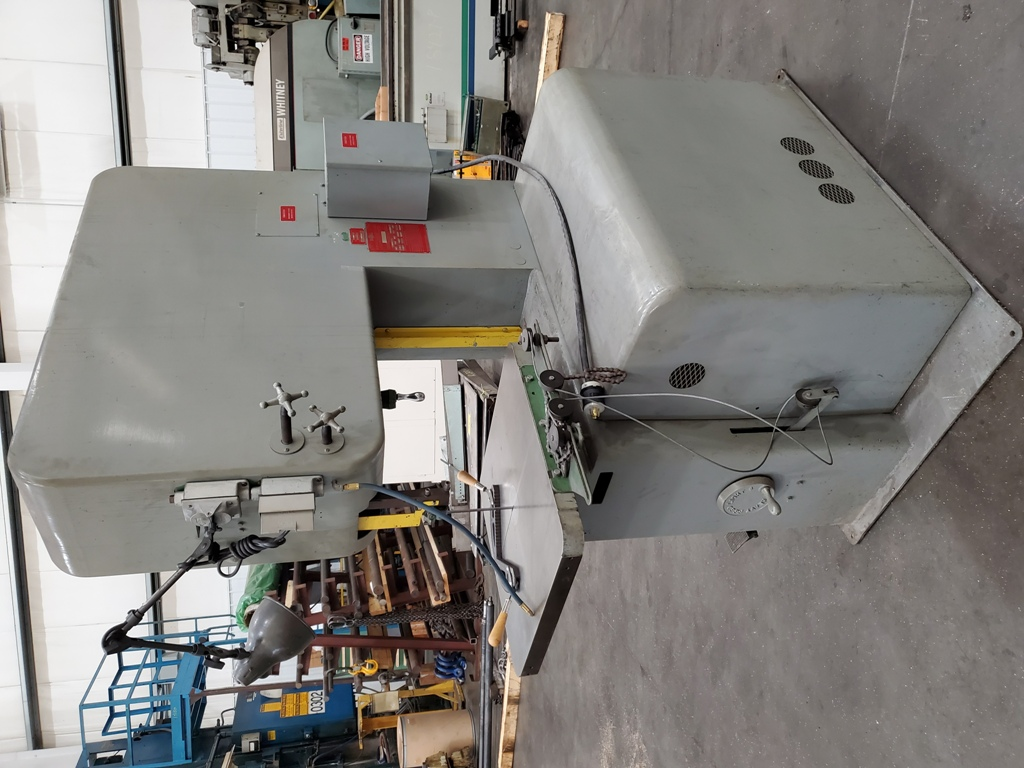 """26"""" DoAll Vertical Band Saw"""