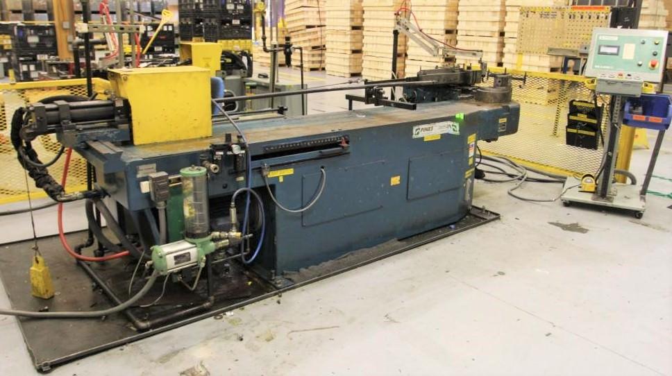 "3"" Pines #2 Hydraulic, 12"" Max. Radius, 89"" Max. Length, Mandrel Extractor 2009, #28958"