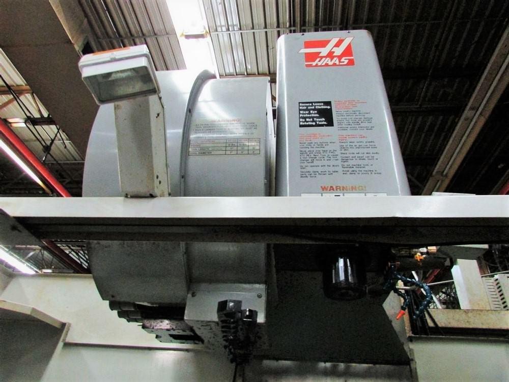 "Haas VF-6B/40, X-64"",Y-32"",Z-30"", 64"" x 28"" Tbl, 7,500 RPM, 40 ATC, 2004, #30411"