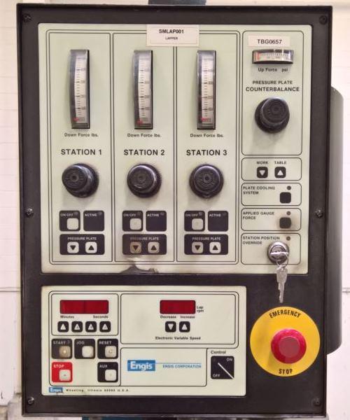 "28"" Hyprez/Engis 28LM,3-Ring Cap,Pneu PressrPlates,MiniMiser Dispenser,Extras,'95 (45289)"