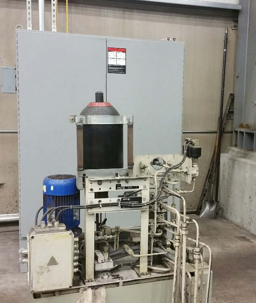 "5.12"" Union, BFT 130NC, X-110"", Y-75"", Fanuc OiMD 5-Axis (2013), Built In Rotary, Rebuilt 2013, #30512"
