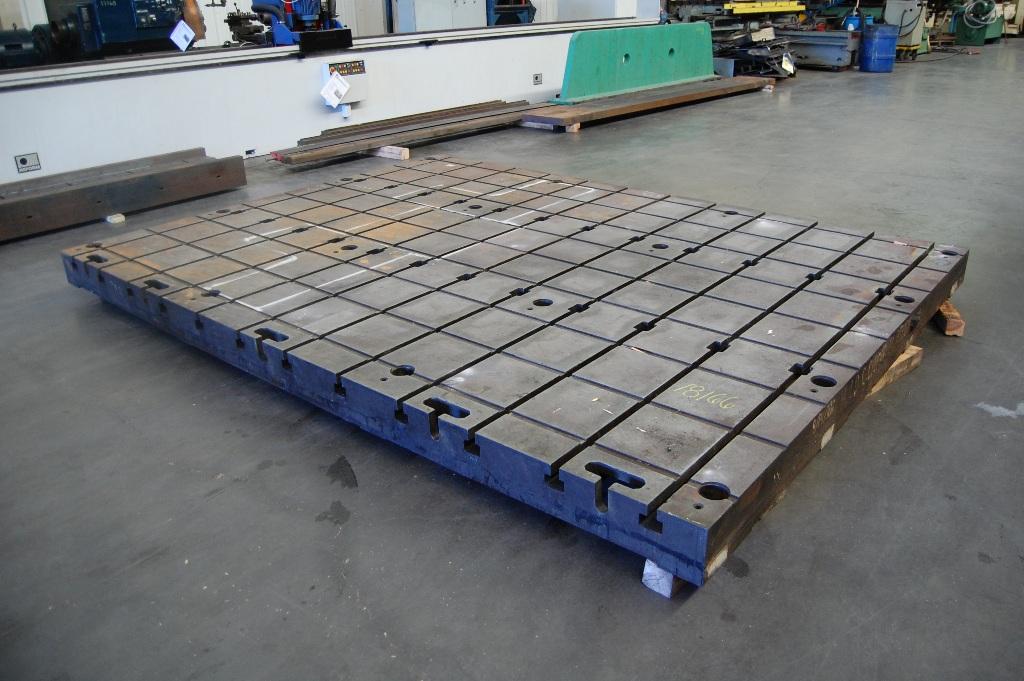 "144"" x 108"" x 7"" Lakeshore Floor Plate"